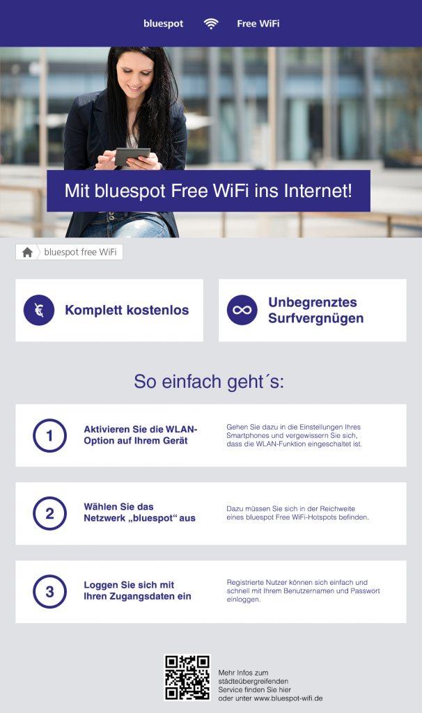 Livetouch WiFi-Hilfeseite, Landesvertretung Baden-Württemberg