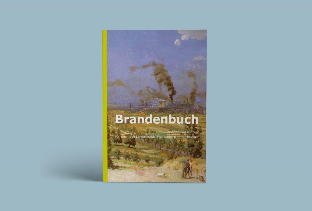 """Konzeptbroschüre """"Das Brandenbuch"""""""