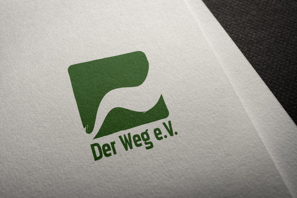 "Logo ""Der Weg"" e.V."
