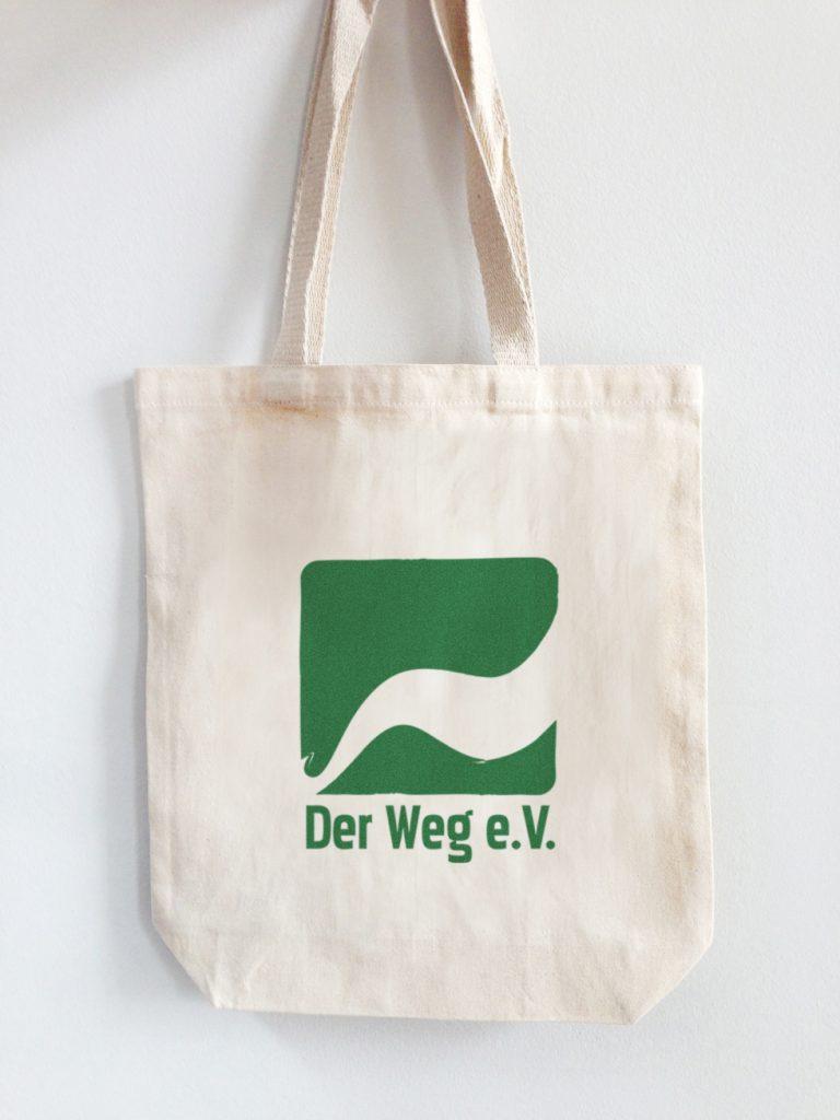 """Leinenbeutel """"Der Weg"""" e.V."""